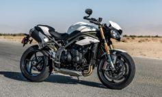 Triumph revela a nova Speed Triple