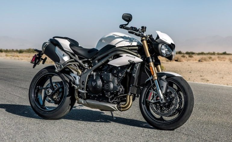 Triumph revela a nova Speed Triple