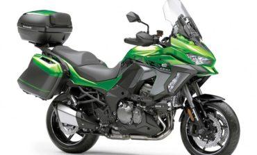 Kawasaki Versys 2019 debuta no Salão de Milão