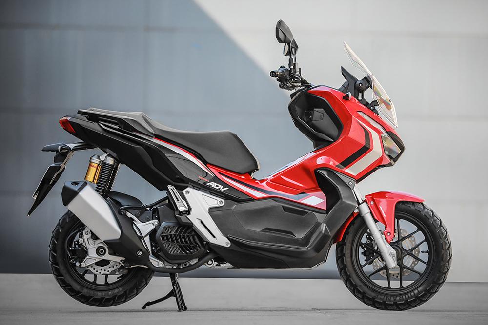 995b - Moto Honda Motopel
