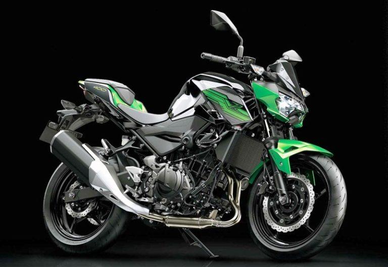 Nova Kawasaki Z400 chega em agosto por R$ 22.990